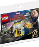 LEGO Super Heroes 30453 Captain Marvel und Nick Fury