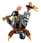 LEGO The LEGO Movie 2 30528 Mini Master-Building Metalbeard