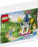 LEGO Disney 30554 Cinderella Mini Castle