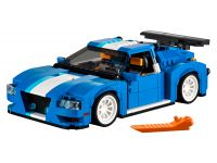 LEGO Creator 31070 Turborennwagen - © 2017 LEGO Group