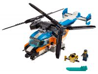 LEGO Creator 31096 Doppelrotor-Hubschrauber - © 2019 LEGO Group