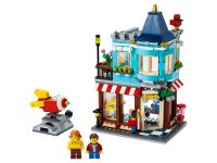 LEGO Creator 31105 Spielzeugladen im Stadthaus - © 2020 LEGO Group