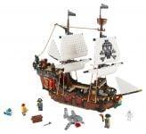 LEGO Creator 31109 Piratenschiff - © 2020 LEGO Group