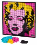 LEGO Art 31197 Andy Warhol's Marilyn Monroe - © 2020 LEGO Group