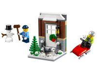 LEGO Seasonal 40124 Winterspaß