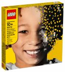 LEGO Miscellaneous 40179 Personalised Mosaic Portrait