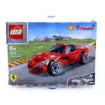 LEGO Promotional 40191 LEGO 40191 Shell V-Power F12 Berlinetta Polybag