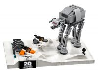 LEGO Star Wars 40333 Battle of Hoth - 20th Anniversary Edition