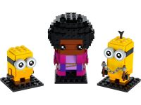 LEGO BrickHeadz 40421 Belle Bottom, Kevin & Bob