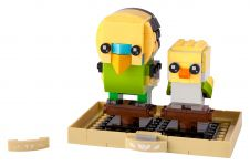 LEGO BrickHeadz 40443 Wellensittich