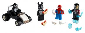 LEGO Super Heroes 40454 Spider-Man vs. Venom und Iron Venom