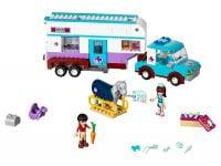 LEGO Friends 41125 Pferdeanhänger und Tierärztin - © 2016 LEGO Group