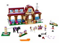 LEGO Friends 41126 Heartlake Reiterhof - © 2016 LEGO Group