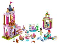 LEGO Disney 41162 Ariel, Aurora, and Tiana's Royal Cele
