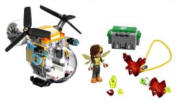 LEGO DC Super Hero Girls 41234 Bumblebees™ Hubschrauber