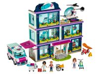 LEGO Friends 41318 Heartlake Krankenhaus - © 2017 LEGO Group