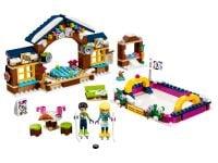 LEGO Friends 41322 Eislaufplatz im Wintersportort - © 2017 LEGO Group