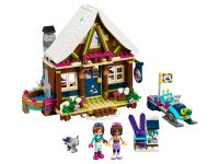 LEGO Friends 41323 Chalet im Wintersportort - © 2017 LEGO Group