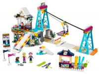 LEGO Friends 41324 Skilift im Wintersportort - © 2017 LEGO Group