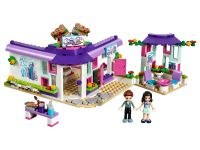 LEGO Friends 41336 Emmas Künstlercafé - © 2018 LEGO Group