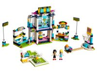 LEGO Friends 41338 Stephanies Sportstadion - © 2018 LEGO Group