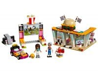 LEGO Friends 41349 Burgerladen - © 2018 LEGO Group