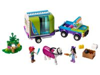 LEGO Friends 41371 Mias Pferdetransporter - © 2019 LEGO Group