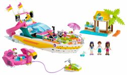 LEGO Friends 41433 Partyboot von Heartlake City