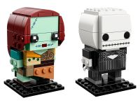 LEGO BrickHeadz 41630 Jack Skellington und Sally