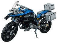 LEGO Technic 42063 BMW R 1200 GS Adventure - © 2017 LEGO Group