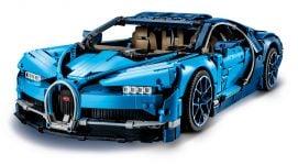 LEGO Technic 42083 Bugatti Chiron - © 2018 LEGO Group