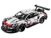 LEGO Technic 42096 Porsche 911 RSR - © 2019 LEGO Group