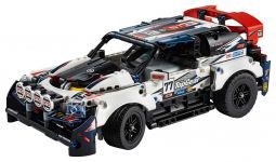 LEGO Technic 42109 Top-Gear Ralleyauto mit App-Steuerung