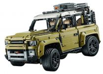 LEGO Technic 42110 Land Rover Defender - © 2019 LEGO Group
