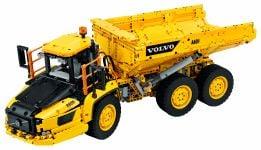 LEGO Technic 42114 VOLVO A60H Knickgelenk-Kipper - © 2020 LEGO Group