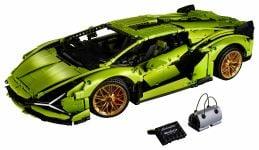 LEGO Technic 42115 Lamborghini Sián FKP 37 - © 2020 LEGO Group