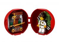 LEGO The LEGO Ninjago Movie 5004916 LEGO 5004916 Ninjago Kai?s Dojo Pod Polybag