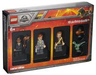 LEGO Miscellaneous 5005255 Jurassic World - Toys'R'Us Bricktober Minifiguren Serie 2018