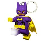 LEGO Gear 5005299 THE LEGO® BATMAN MOVIE – Batgirl™ Schlüsselanhänger mit Licht