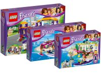 LEGO Friends 5005409 LEGO® Friends Sets für Sommerspaß