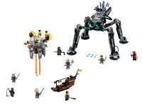 LEGO The LEGO Ninjago Movie 5005412 Nyas Kampf-Set - © 2017 LEGO Group
