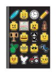 LEGO Gear 5005900 Minifiguren-Notizbuch