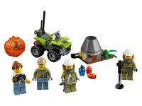 LEGO City 60120 Vulkan Starter-Set