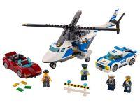 LEGO City 60138 Rasante Verfolgungsjagd - © 2017 LEGO Group