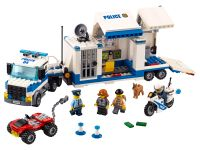LEGO City 60139 Mobile Einsatzzentrale - © 2017 LEGO Group