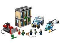 LEGO City 60140 Bankraub mit Planierraupe - © 2017 LEGO Group
