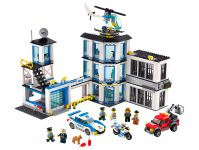LEGO City 60141 Polizeiwache - © 2017 LEGO Group