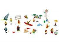 LEGO City 60153 Stadtbewohner – Ein Tag am Strand - © 2017 LEGO Group