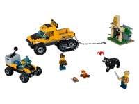 LEGO City 60159 Mission mit dem Dschungel-Halbkettenfahrzeug - © 2017 LEGO Group