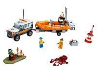 LEGO City 60165 Geländewagen mit Rettungsboot - © 2017 LEGO Group